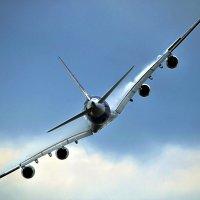 В НЕБЕ А380 :: Валерий Викторович РОГАНОВ-АРЫССКИЙ