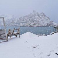 Зима в начале марта :: Игорь Кузьмин