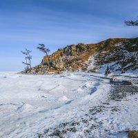 Заснеженные пейзажи Байкала :: Владимир Гришин