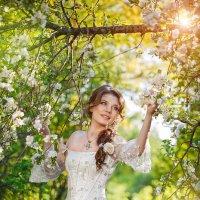 Прикосновение к весне :: Елена Оберник