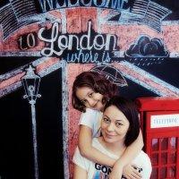 Мама и дочка :: марина алексеева