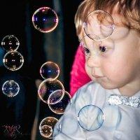 Мыльные пузыри :: Максим Рябинин