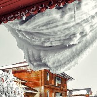 Зимнее одеяло :: НАТАЛЬЯ