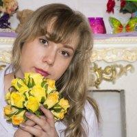 встречаем весну :: Светлана Бурлина