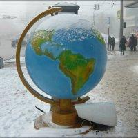 В Северном полушарии - снег! :: Надежда