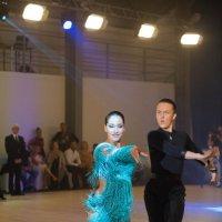 Бархатный сезон танца 2017 :: Елена Зудова