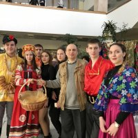 На фестивале :: Дмитрий Никитин