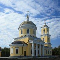 Храм св. Екатерины :: Михаил Пахомов