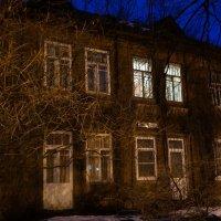 Старый Дом ... :: Алёна Савина