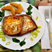 Воскресный завтрак. :: Михаил Столяров