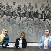 консультанты и строители :: Олег Лукьянов