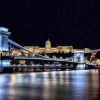 Цепной мост в Будапеште :: Елена