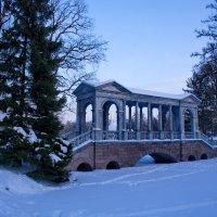 Красив и статен во все времена Палладиев мост :: Валентина Папилова