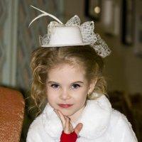 маленькая леди :: Карина Брихачева