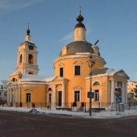 Коломна Церковь Вознесения Господня :: ninell nikitina