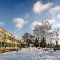 Сельская школа. :: Владимир M