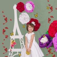 Цветочный фантазии :: Оксана Романова
