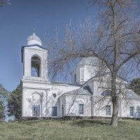 Церковь Рождества Богородицы. :: Андрий Майковский