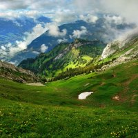 у природы нет плохой погоды :: Elena Wymann