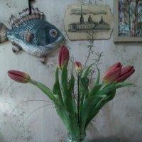 Дорогие подруги! С наступающим Вас праздником - Днем 8 марта! :: Светлана Калмыкова