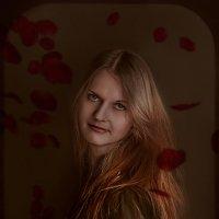 Портрет в низком ключе :: Анастасия сосновская