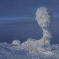 чудо снежной природы :: Георгий