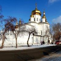 Свято-Троицкий монастырь(Тюмень) :: Олег Петрушов