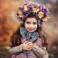 красатуля дочька :: lev