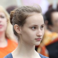 Девушка :: Владимир Леликов