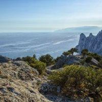 крымские горы :: Marina Timoveewa