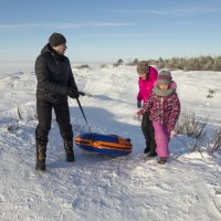 Северодвинск. Начало весны у Белого моря (4) :: Владимир Шибинский