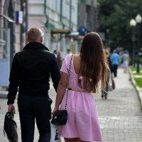 Лучшая половина человечества. :: Лариса Красноперова