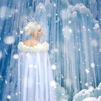 Королева белая :: Tatiana Mileshina