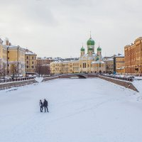 Прогулка по реке :: Алексей Шуманов
