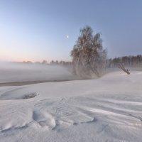 Утро на Серой. :: Николай Андреев