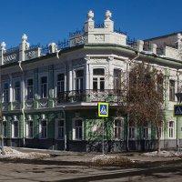Особняк М.П.Архипова_1909г. :: Александр Ширяев