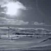 холодный март :: Елена