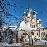 Церковь Казанской иконы Божией матери :: Сергей Филатов
