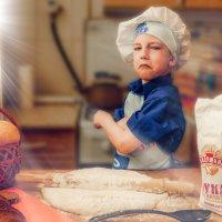 недовольный повар ) :: Irina Novikova