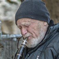 Высокая нота. :: Борис Гольдберг