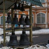 колокола, александро-невская лавра :: navalon M