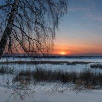 Вечер в долине :: Сергей Добрыднев