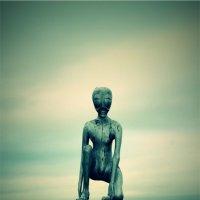 Инопланетянин :: Андрей Демидов