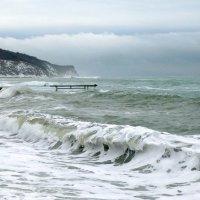 Зимние волны. :: Сергей
