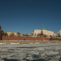 Москва 9 марта 2018 :: Дмитрий Лаудин