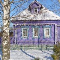 Домик в деревне. :: Алла Кочергина