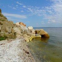Ну чем не Черное море?... :: Лидия Бараблина