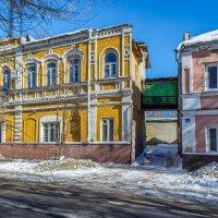 Пара домов :: Микто (Mikto) Михаил Носков