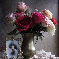 Розы для прекрасной незнакомки :: Наталия Тихомирова
