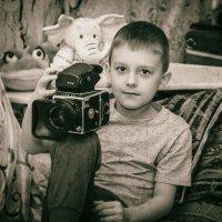 Старый фотоаппарат. :: Сергей Щелкунов